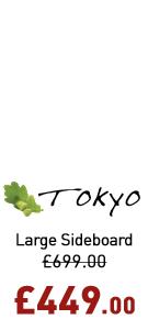 Tokyo Large Sideboard