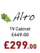 Alto Widescreen TV Cabinet