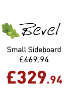 Bevel Small Sideboard