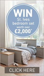 WIN £2,000 of bedroom furniture