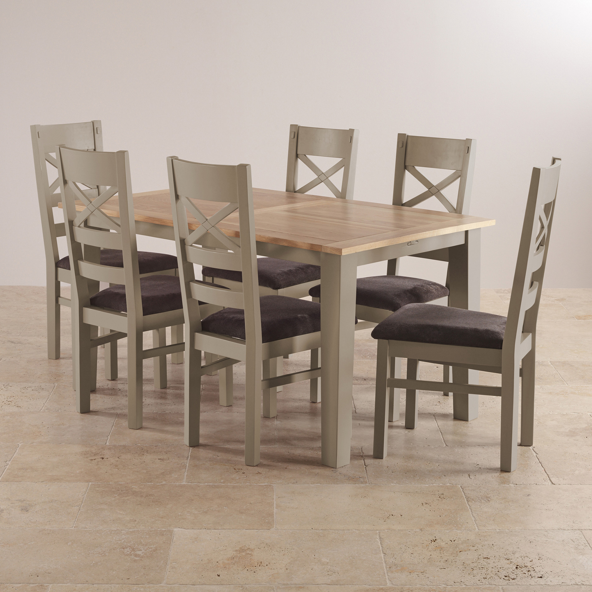 Extending Dining Tables Flexibility is Key Oak Furniture Land