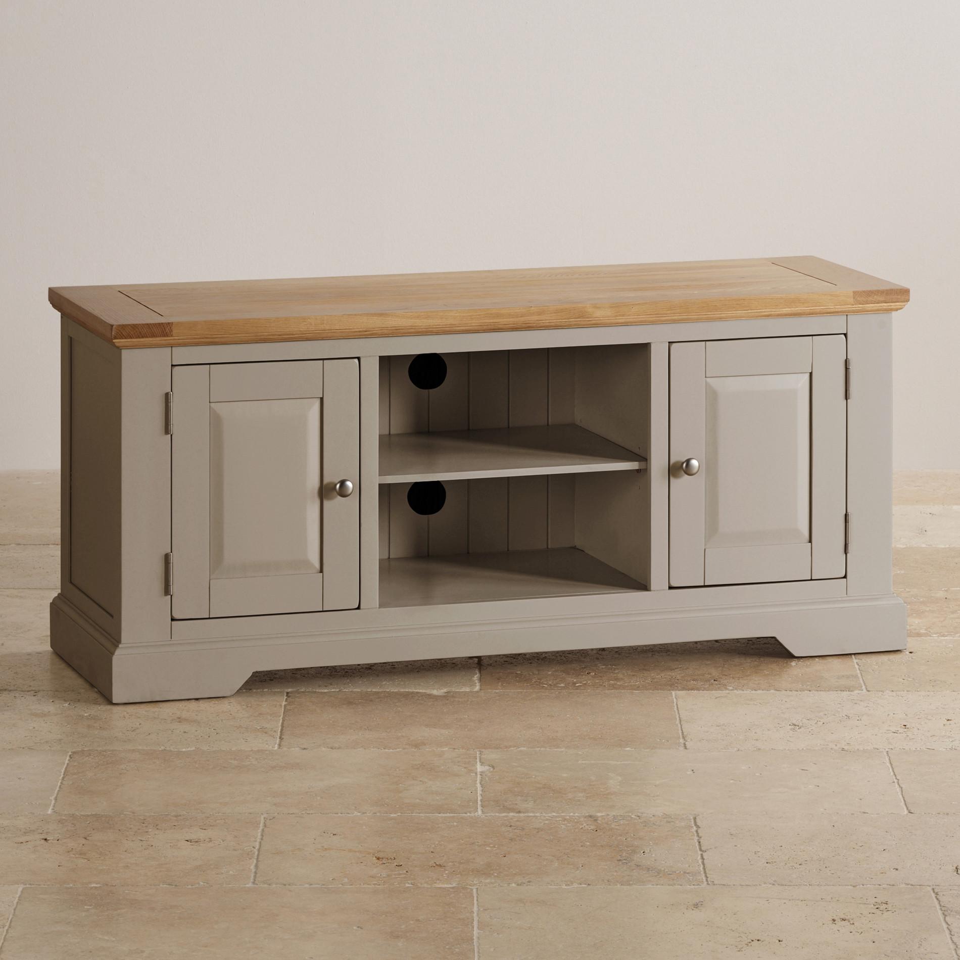 Large Tv Cabinets Tv Cabinets Oak Furniture Land