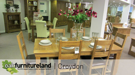 Croydon - Oak Furniture Land Store