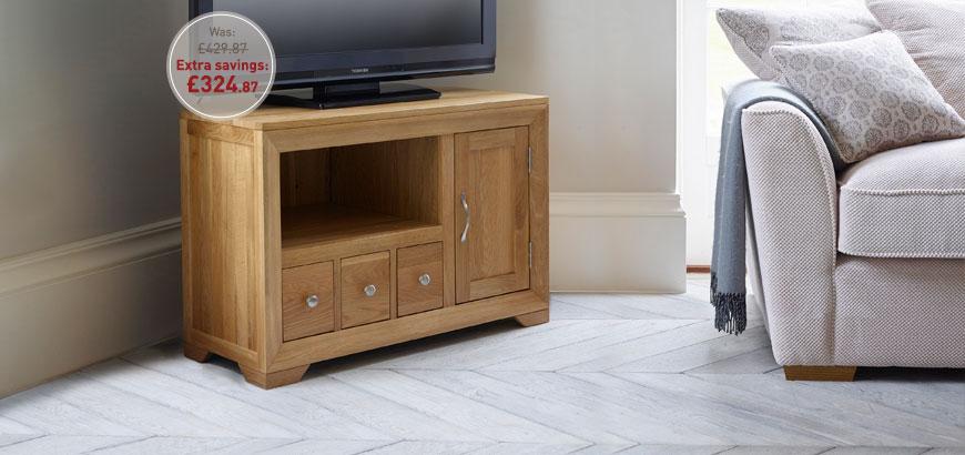 Bevel TV Cabinet