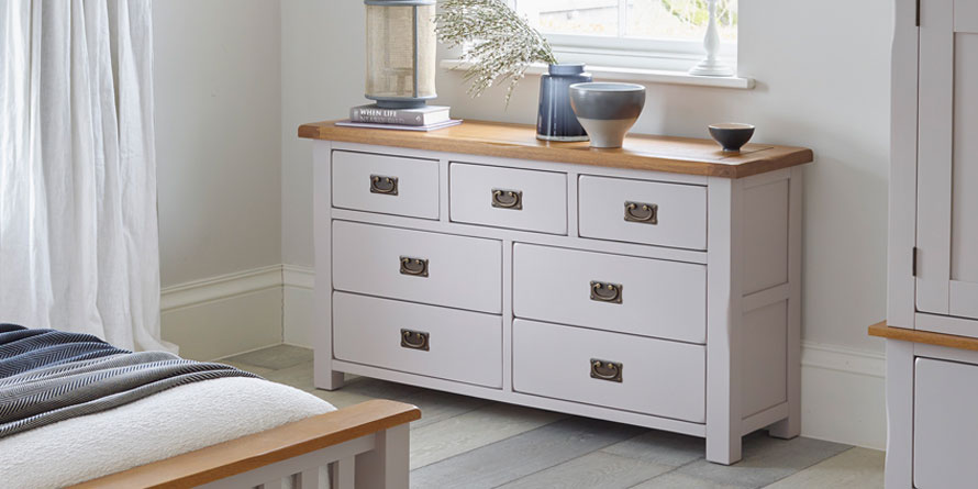 Kemble 3+4 Chest of Drawers