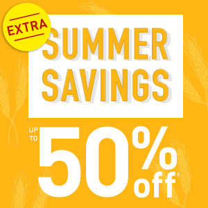 Extra Summer Savings