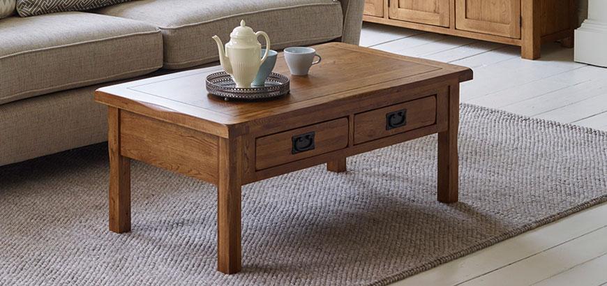 Original Rustic Coffee Table