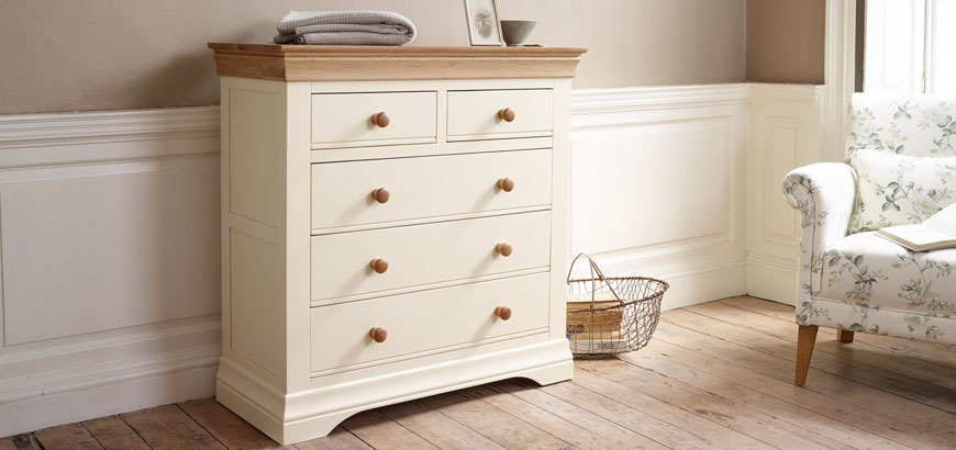 Country Cottage Drawer Chest