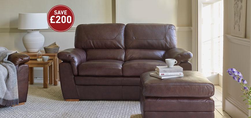 Spencer 2 Seater Sofa