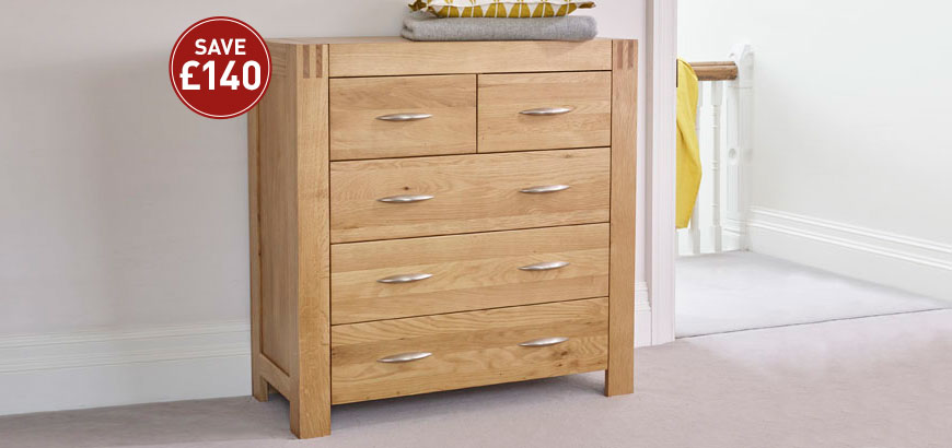 Alto Chest of Drawers