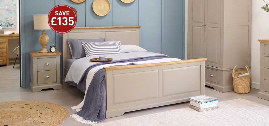 St Ives Double Bed