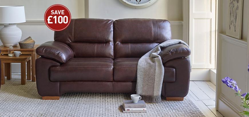 Clayton 2 Seater Sofa