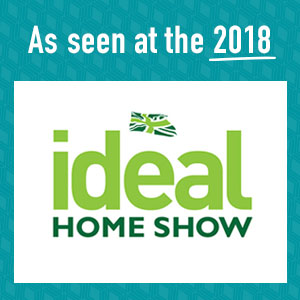 As seen at the Ideal Home Show