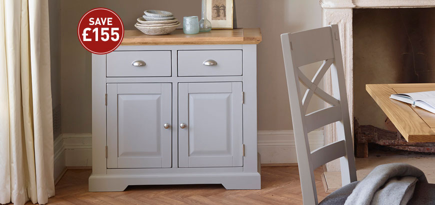 St Ives Small Sideboard