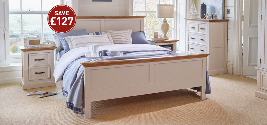 Seychelles Double Bed