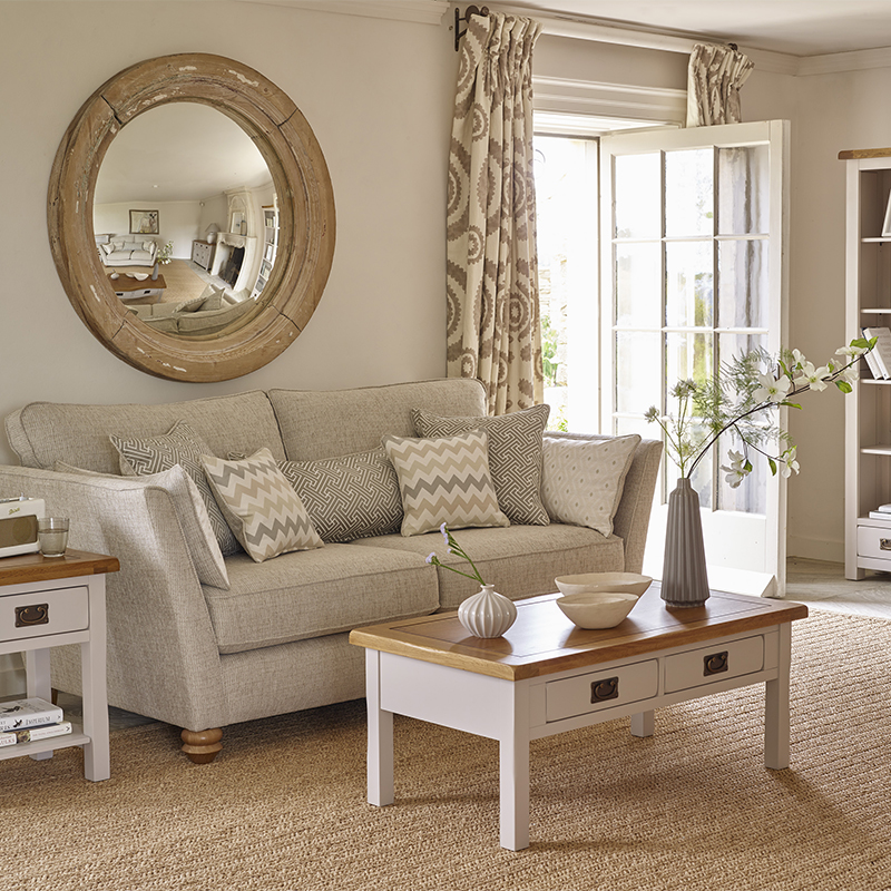 Matching living room furniture