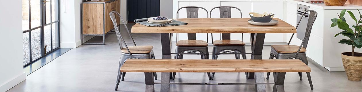 Family Dining Room Design Ideas Oak Furnitureland