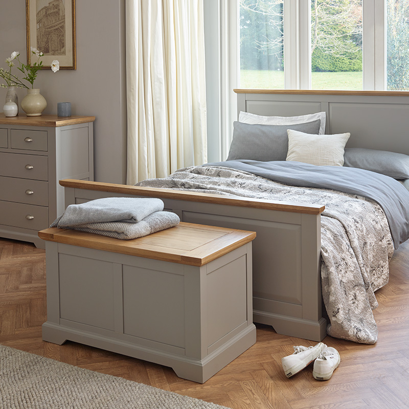 How to style grey bedroom furniture: get the modern look