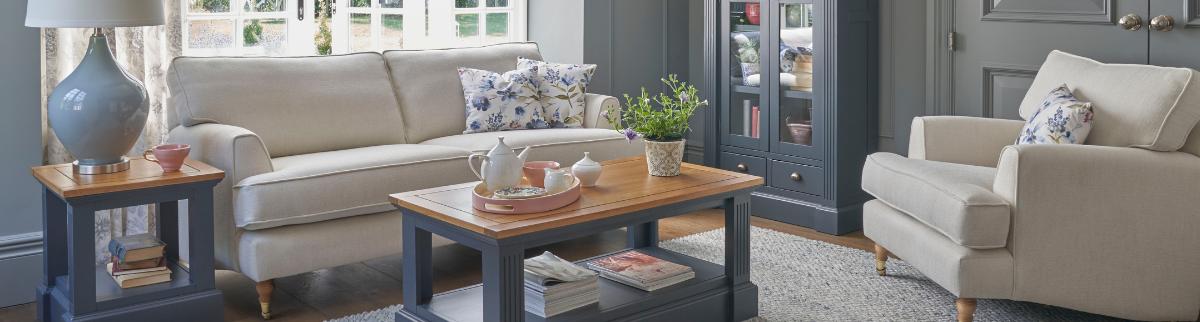 How To Style A Grey Sofa Oak Furnitureland