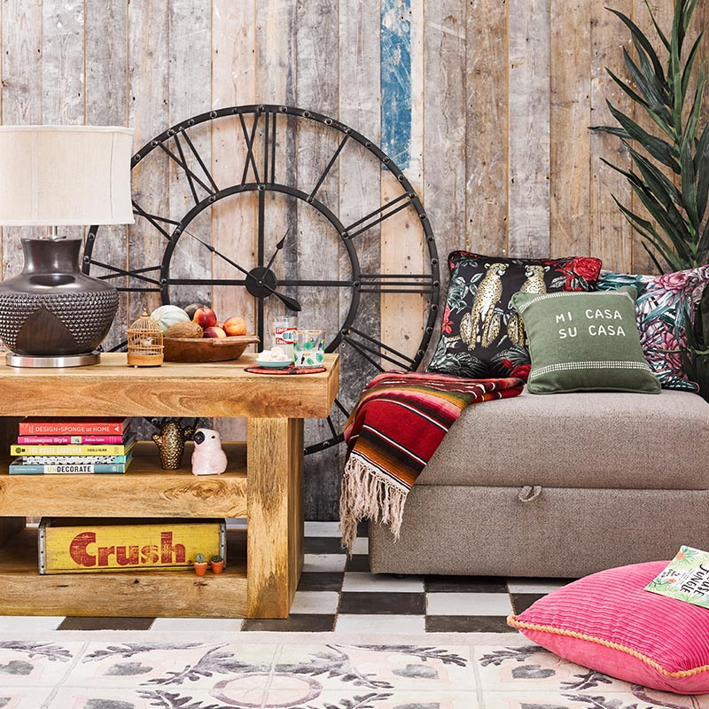 Living room storage ideas to declutter and organise your living room