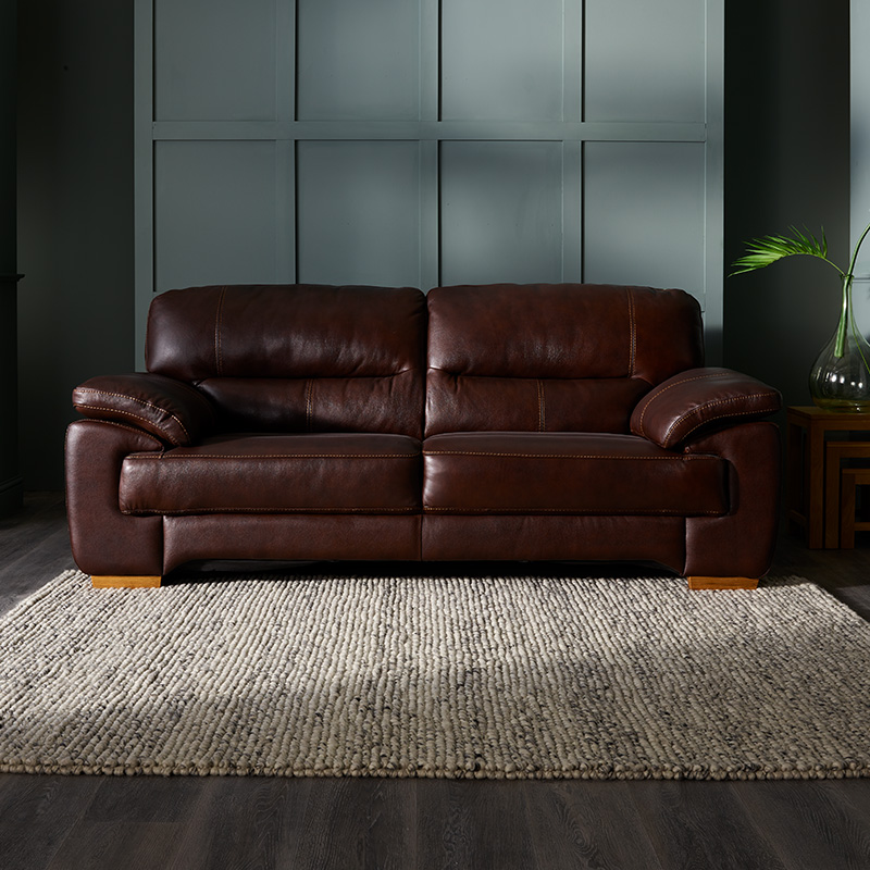 Clayton Leather Sofa Sets