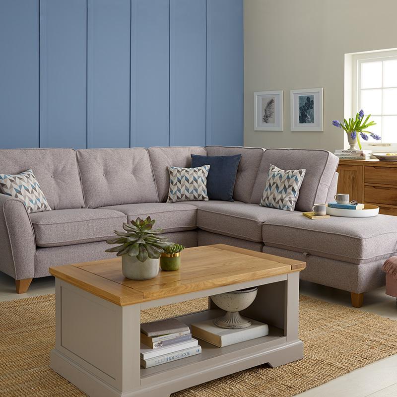 Memphis Fabric Sofa Sets