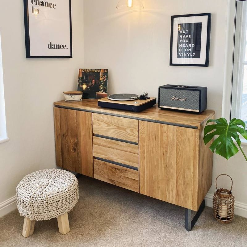 Different Ways to Use a Sideboard