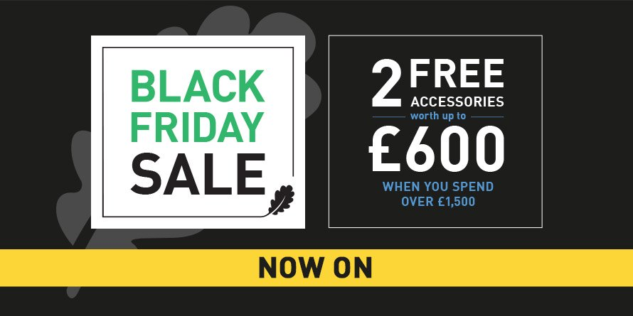 Black Friday Sale - Now On