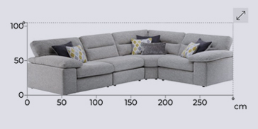 Sofas Sizer