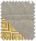 Silver with Yellow