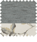 Grey with Natural