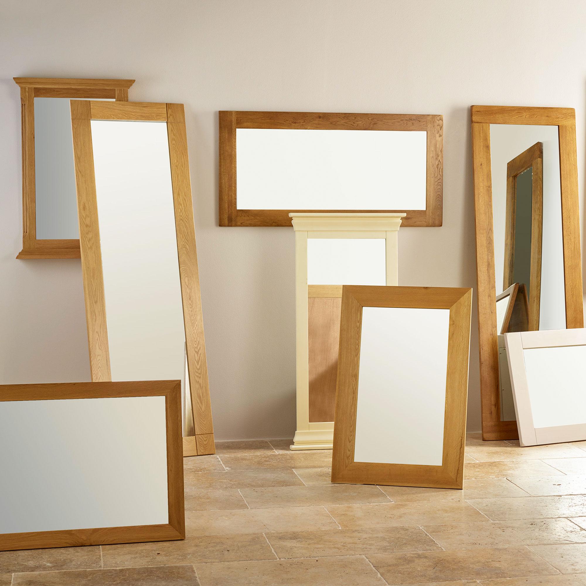 Mirrors | Wall & Table Mirrors | Oak Furnitureland