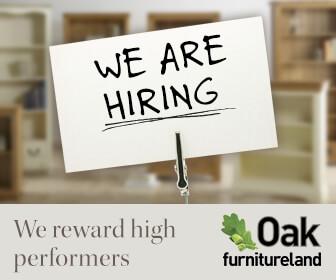 Careers at Oak Furniture Land