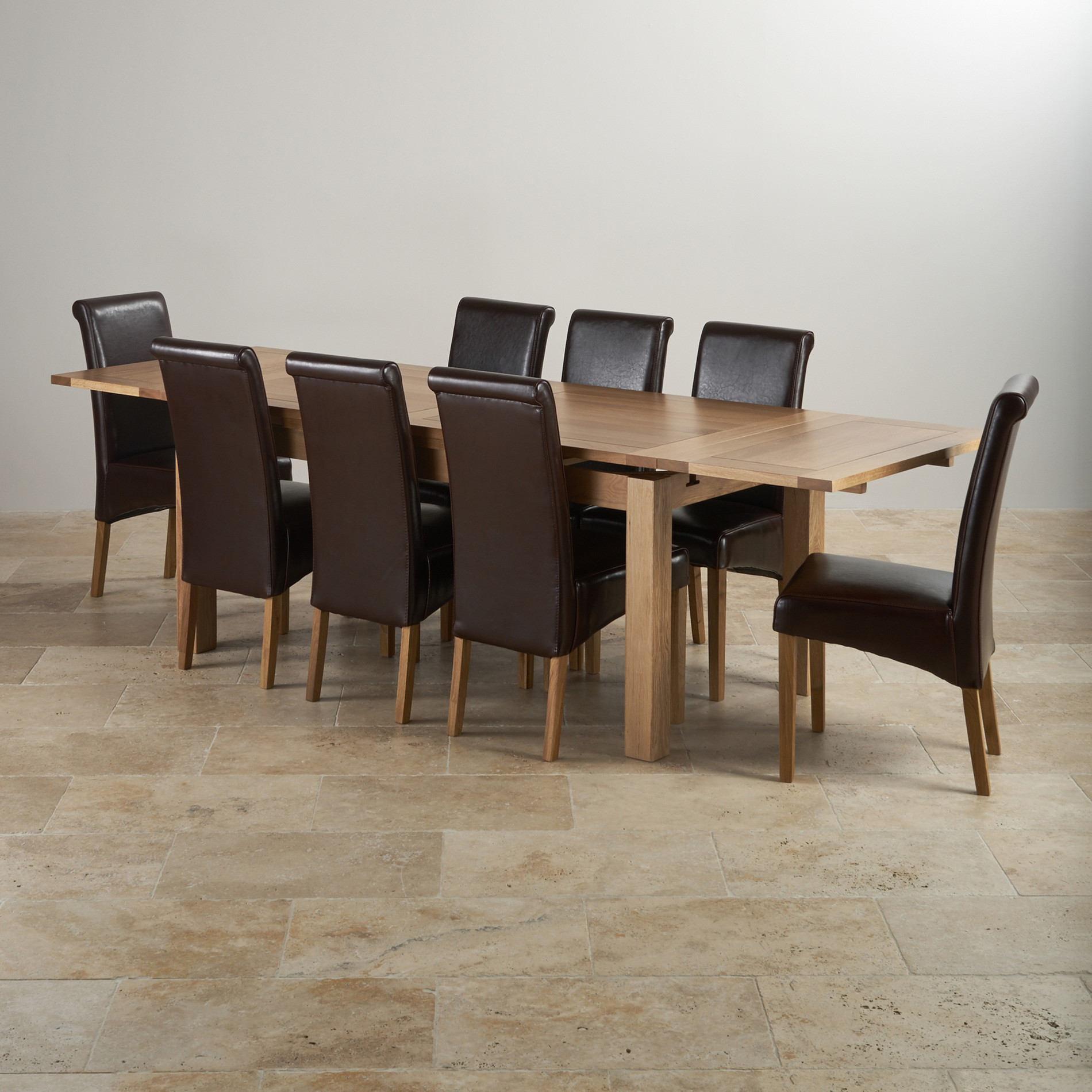 Dorset Oak Dining Set