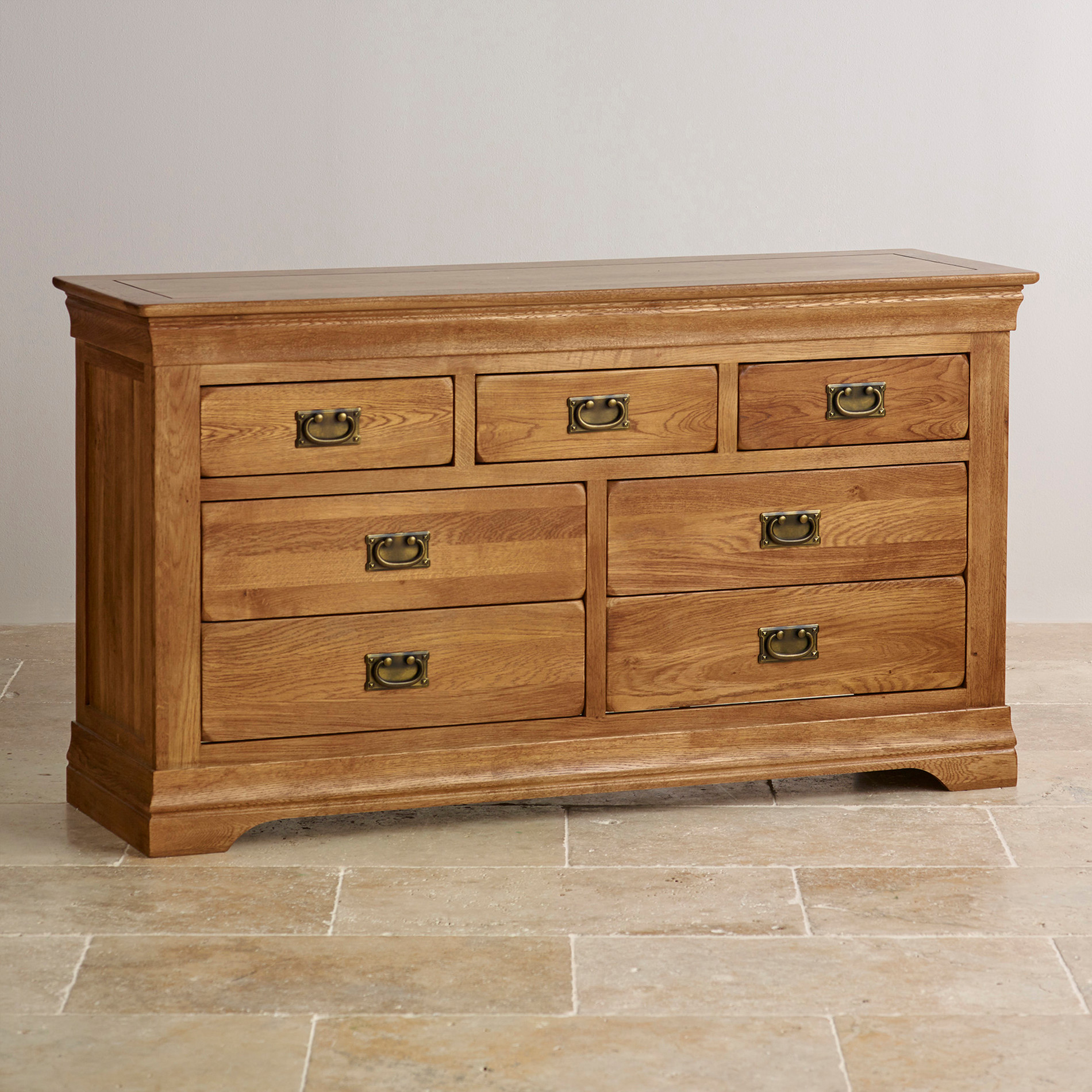 Dining Room Chest Of Drawers: French Farmhouse 3+4 Chest Of Drawers