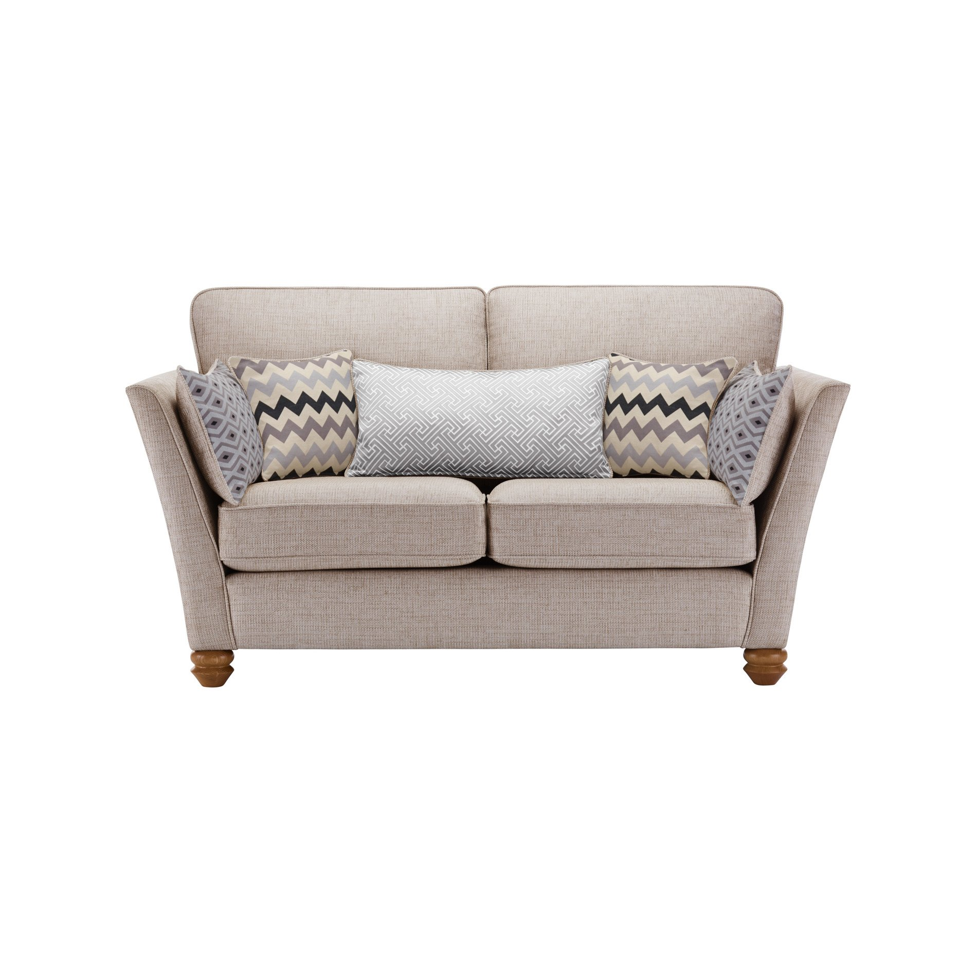 Gainsborough 2 Seater Sofa in Silver