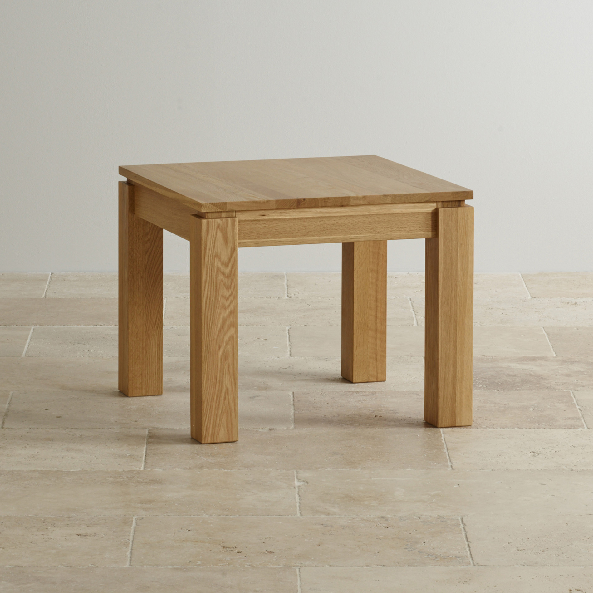 Galway Natural Solid Oak Coffee Side table