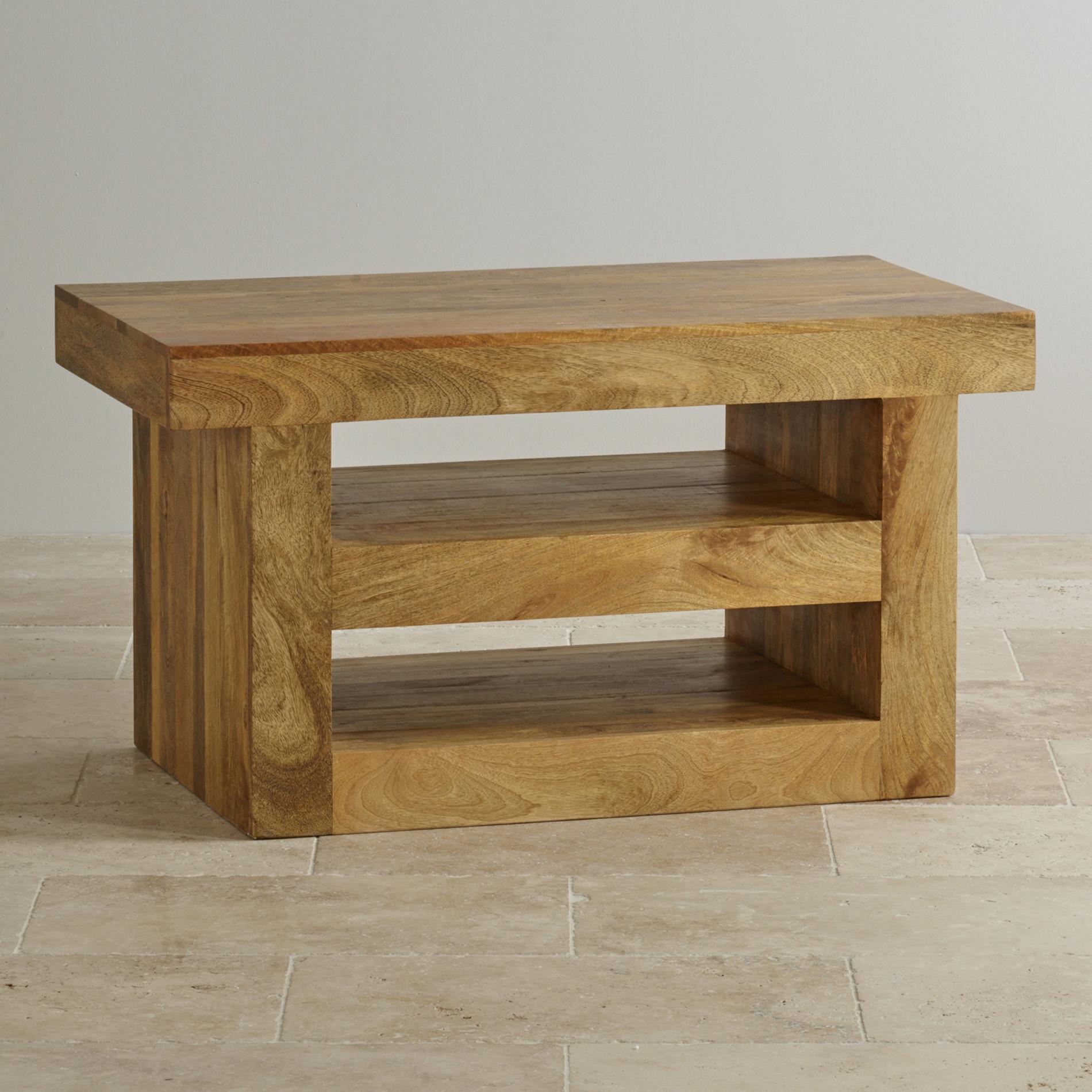 TV Cabinets & Units 100% Solid Oak
