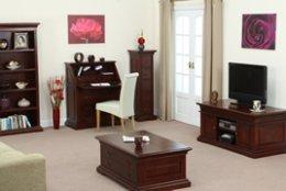 Louis Philippe living room range