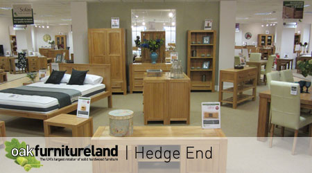 Hedge End Store
