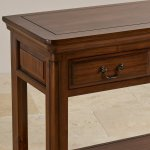 Cranbrook Solid Hardwood Console Table - Thumbnail 5