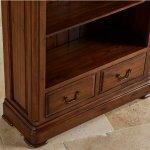 Cranbrook Solid Hardwood Tall Bookcase - Thumbnail 4