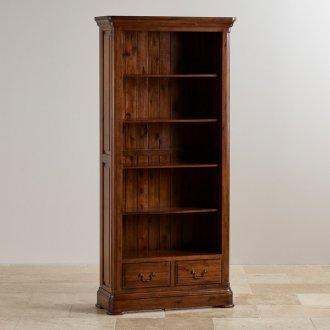 Cranbrook Solid Hardwood Tall Bookcase