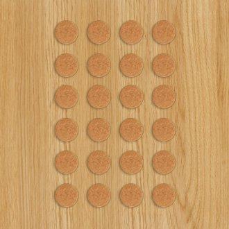 24 Protective Felt Floor Pads 25mm