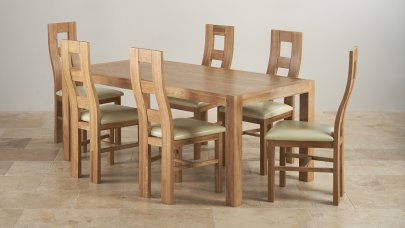 Dining Table and Chairs | Painted, Mango & Oak Dining Table Sets