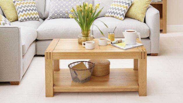 Oak Coffee Tables