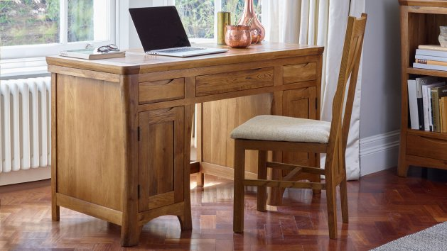 Oak Computer Desks