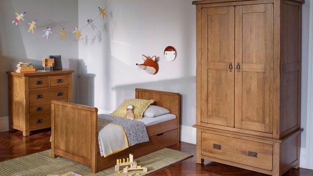 Original Rustic Nursery Furniture