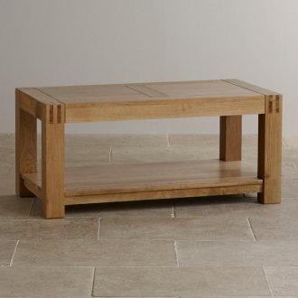 Alto Natural Solid Oak Coffee Table