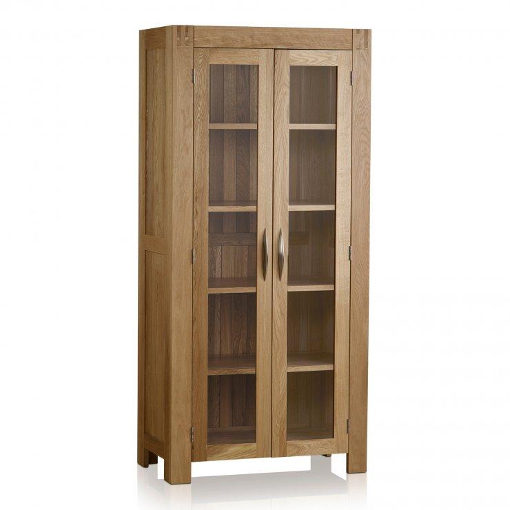 Alto Natural Solid Oak Glazed Dresser - Image 5